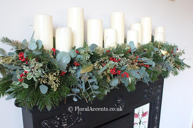 happy christmas to all of our past present and future clients u2013 and enjoy the time off work lots of love from us all at floral accents hq x